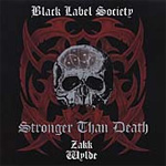 Stronger Than Death (CD)