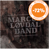 Produktbilde for Marcus Løvdal Band (CD)