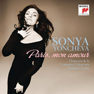 Sonya Yoncheva - Paris, Mon Amour (CD)