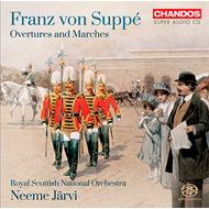 Overtures And Marches (CD)