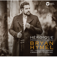 Produktbilde for Bryan Hymel - Heroique: French Opera Arias (CD)