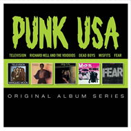 Punk USA - Original Albums Series (5CD)