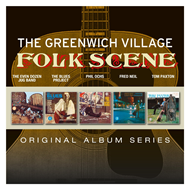 Greenwich Folk Scene - Original Albums Series (5CD)
