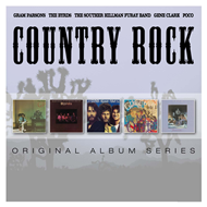 Country Rock - Original Albums Series (5CD)