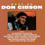 Best Of Don Gibson Vol. 1 (CD)