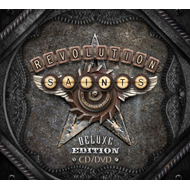 Revolution Saints - Deluxe Edition (m/DVD) (CD)