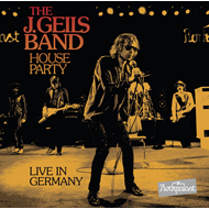 House Party Live In Germany (m/DVD) (CD)