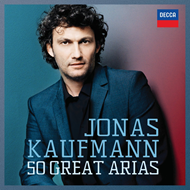 Jonas Kaufmann - 50 Great Arias (4CD)