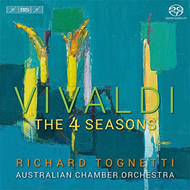 Vivaldi: The Four Seasons (SACD-Hybrid)