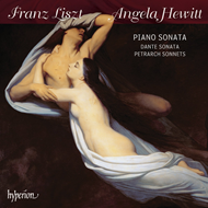 Angela Hewitt - Liszt: Piano Sonata (CD)