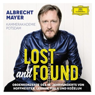 Albrecht Mayer - Lost And Found (CD)