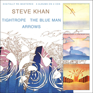 Tightrope/The Blue Man/Arrows (2CD Remastered)