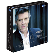 Produktbilde for Thomas Hampson - Autograph (12CD)