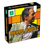 Produktbilde for Pierre Boulez - The Complete Erato Recordings (14CD)