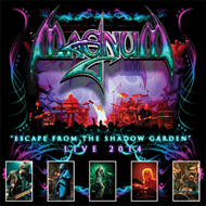 Escape From The Shadow Garden - Live 2014 (CD)