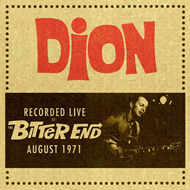 Recorded Live At The Bitter End August 1971 (CD)