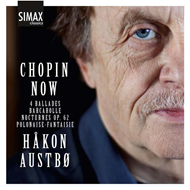 Håkon Austbø - Chopin Now (CD)