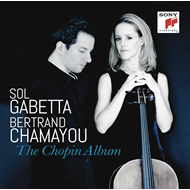 Sol Gabetta & Bertrand Chamayou - The Chopin ALbum (CD)