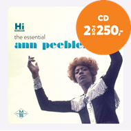 Produktbilde for The Essential Ann Peebles (2CD)