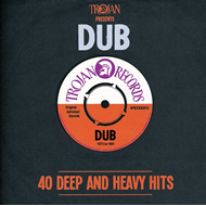 Trojan Presents Dub: 40 Deep And Heavy Hits (1973-81) (2CD)