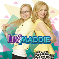 Liv And Maddie (CD)