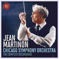 Jean Martinon - The Complete Chicago Symphony Orchestra Recordings (10CD)