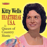 Produktbilde for Heartbreak U.S.A. & Queen Of Country Music (CD)
