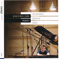 Joachim Carr - Works For Piano (CD)