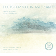 Produktbilde for Brahms/Schubert: Duets For Violin And Piano (CD)