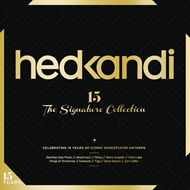 Hed Kandi - 15 Years: The Signature Collection (3CD)