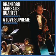 Performs Coltrane's A Love Supreme Live In Amsterdam (m/DVD) (CD)