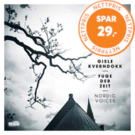Produktbilde for Kverndokk:Mass For Six Solo Voices (CD)
