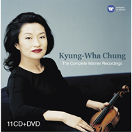 Kyung-Wha Chung - The Complete Warner Recordings (11CD+DVD)