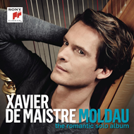 Xavier De Maistre - Moldau: The Romantic Solo Album (CD)