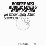 FRKWYS Vol. 12 - We Know Each Other Somehow (m/DVD) (CD)