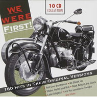 We Were First! - 180 Hits In Their Original Versions (10CD)
