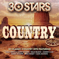 30 Stars - Country (2CD)