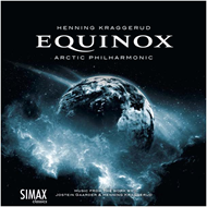 Produktbilde for Henning Kraggerud - Equinox (CD)