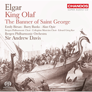 Elgar: King Olaf, The Banner Of Saint George (2 SACD-Hybrid)