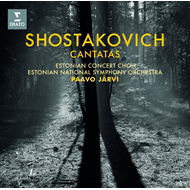 "Shostakovich: Cantatas ""Song Of The Forests"" (CD)"