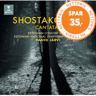 "Produktbilde for Shostakovich: Cantatas ""Song Of The Forests"" (CD)"