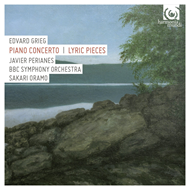 Grieg: Piano Concerto in A min, Lyric Pieces (CD)