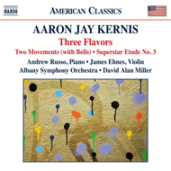 Kernis: Three Flavors (CD)