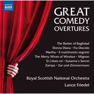 Great Comedy Overtures (CD)