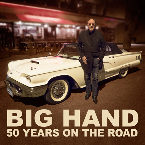 50 Years On The Road (CD)
