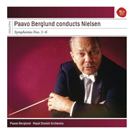 Paavo Berglund Conducts Nielsen (3CD)