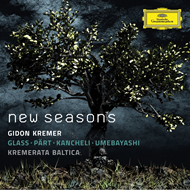 Gidon Kremer - New Seasons (CD)