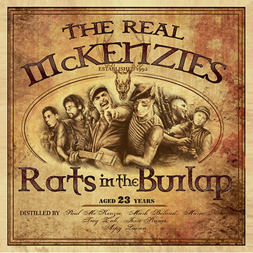 Rats In The Burlap (CD)