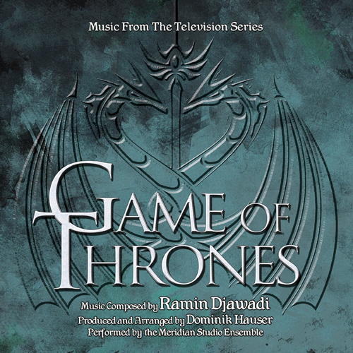 Game Of Thrones: Music From The Televison Series (CD)