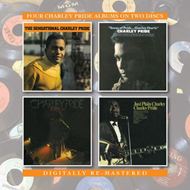 The Sensational Charley Pride/Songs Of Pride...Charley That Is/In Person/Just Plain Charley (2CD Remastered)